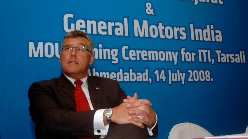Illustration for article titled Tata Motors Exec Dies After Fall From Hotel Following Board Meeting
