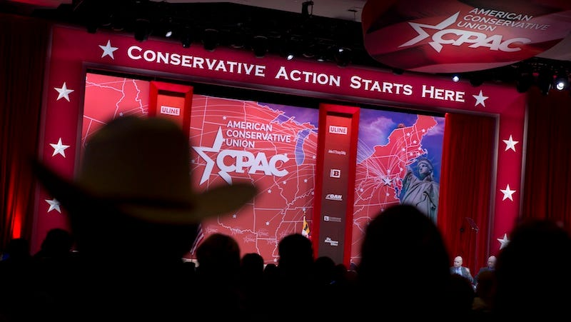 Illustration for article titled This Year's CPAC Will Have Yet Another Unaffiliated Party With Actors Playing 'Pimps and Prostitutes'