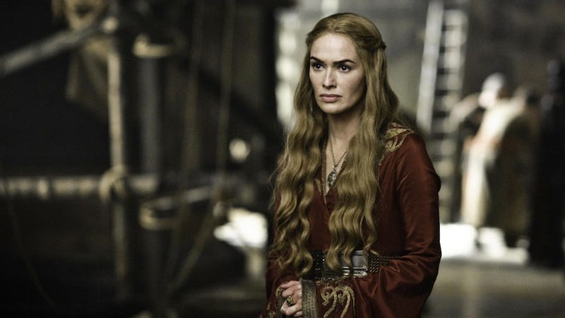 Illustration for article titled Come Here, Cersei Lannister; Go Away, Cersei Lannister