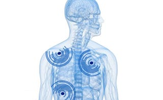 Illustration for article titled Sonar Could Let Your Body Talk to Machines Better