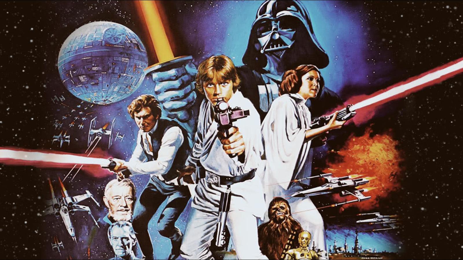 Algunas de las escenas eliminadas en la trilogía original de Star Wars