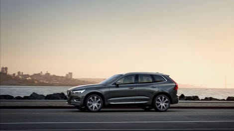 The 2018 Volvo XC60 Is Crazy Smart Right Down To The