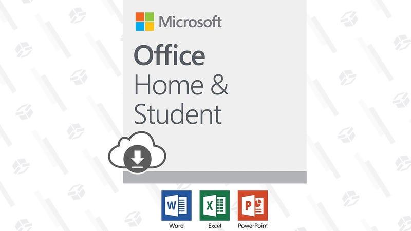 Microsoft Office Home & Student 2019 Single License | $99 | Amazon