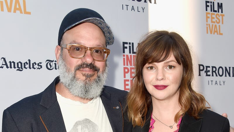 Illustration for article titled Amber Tamblyn Says She's Had 'Difficult' Conversations About #MeToo With Husband David Cross