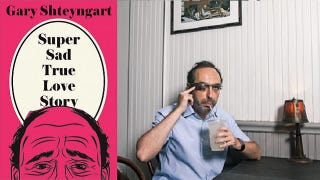 Illustration for article titled Gary Shteyngart tries Google Glasses, and the results are Super Sad