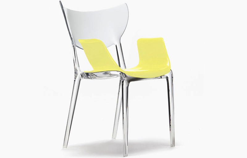 Illustration for article titled Philippe Starck's Open Source Furniture Lets You Try Your Hand at Design