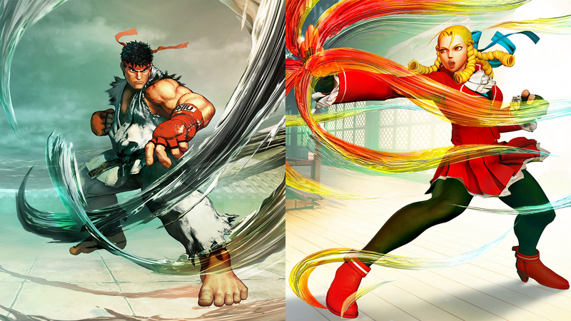 Illustration for article titled Scattered Feelings on the Officially Sanctioned Street Fighter Character Popularity Poll