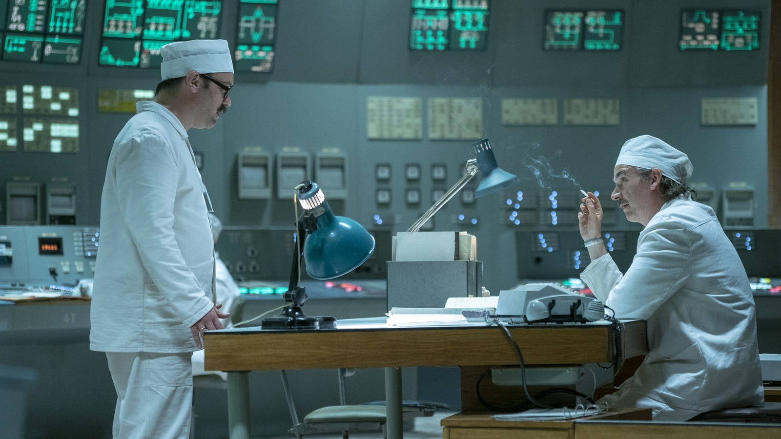 Russia hates HBO's Chernobyl, decides to make its own series