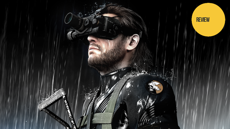 Illustration for article titled Metal Gear Solid V: Ground Zeroes: The Kotaku Review