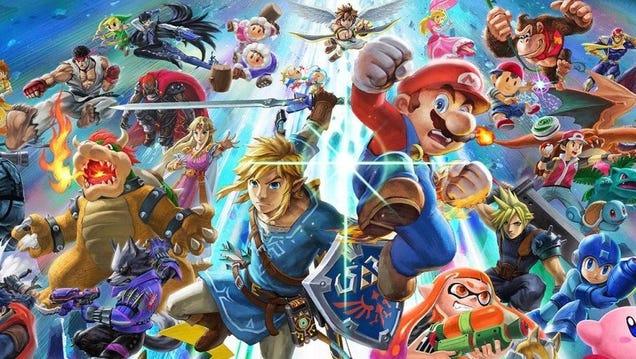 Nintendo Will Reveal Last Smash Bros. Ultimate Fighter On October 5