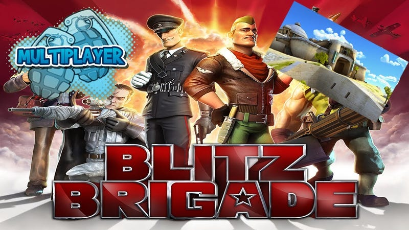 Illustration for article titled Hello and welcome to Blitz Brigade Hack iOS, enjoy your stay.