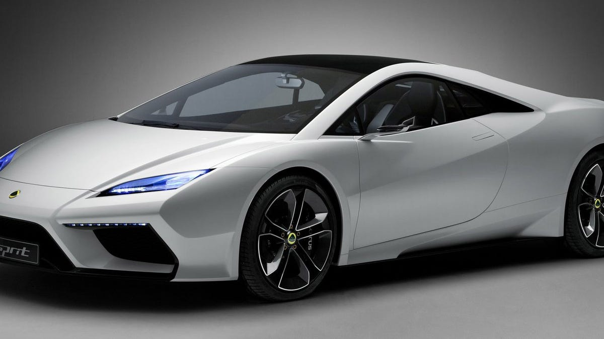 new lotus ceo: the esprit is dead but we could do a crossover