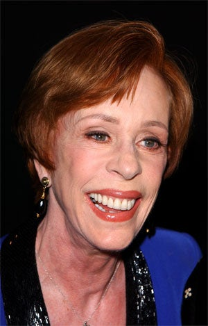 Carol Burnett Photos