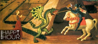 Illustration for article titled Raise Your Glass for the Dragon Slayer