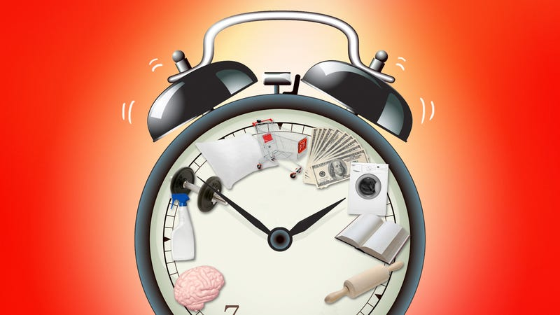 Illustration for article titled Top 10 Time Savers for the Stuff You're Too Busy to Do