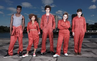 Illustration for article titled The Channel That Brought Us Misfits Is Developing Two New Scifi Shows