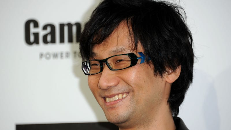 Illustration for article titled Hideo Kojima Keeps It Short And Sweet For His 50th Birthday