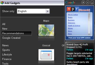 Illustration for article titled Download of the Day: Google Desktop 5.0 (Windows)