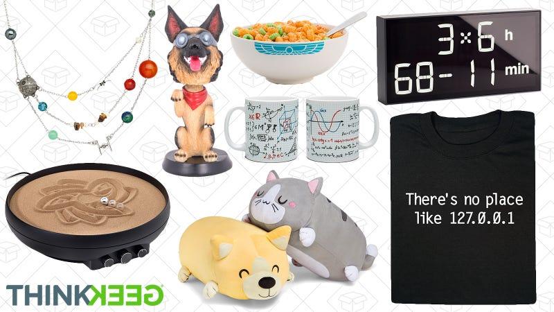 31.4% off select items | ThinkGeek