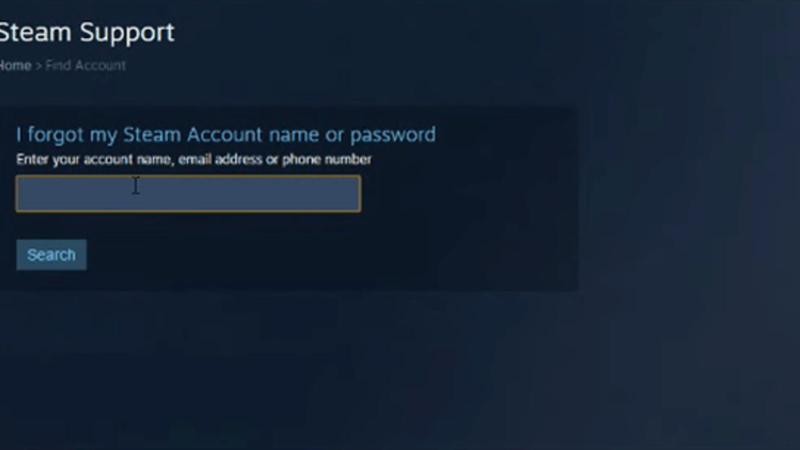 Some Steam Accounts Hijacked Following Security Lapse