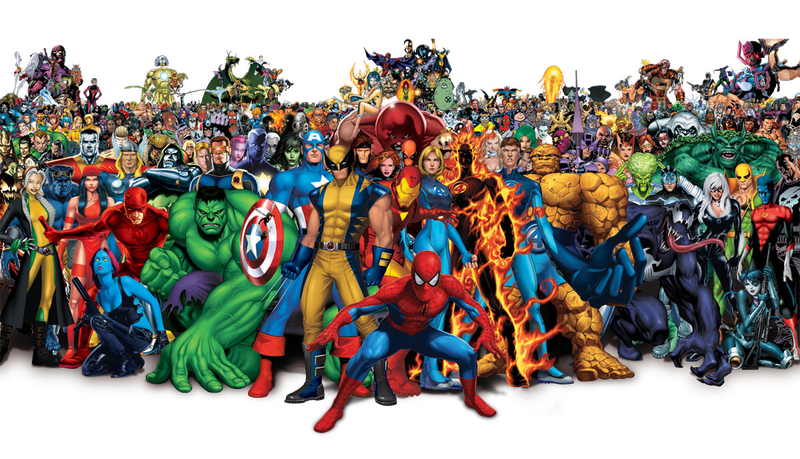 Illustration for article titled Marvel Character Popularity Poll (CBR)