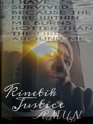 Alabama inmate Robert Council, aka Kinetic JusticeFree Alabama Movement screenshot