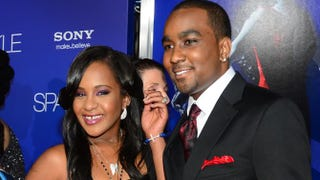 Bobbi Kristina Brown and Nick Gordon in 2012 FREDERIC J. BROWN/AFP/GettyImages