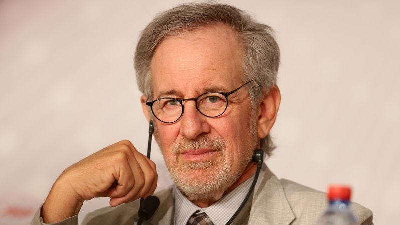 Illustration for article titled Steven Spielberg Claims He Dislikes Black Actors To Get Out Of Cannes Jury Duty