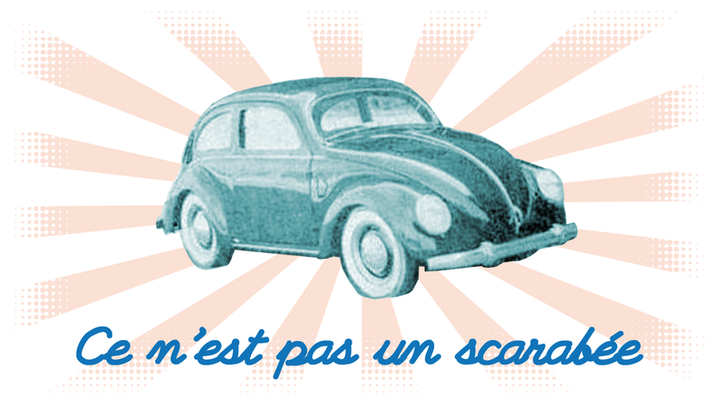 Illustration for article titled This Is Not A Volkswagen Beetle