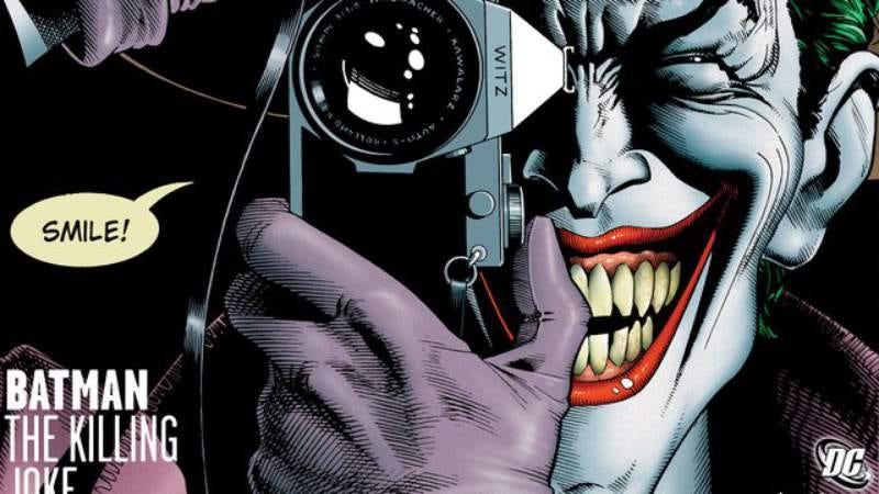 Illustration for article titled Warner Bros. is making a Killing Joke animated movie