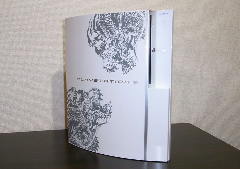 Illustration for article titled Which Limited Edition PS3 Do You Fancy?