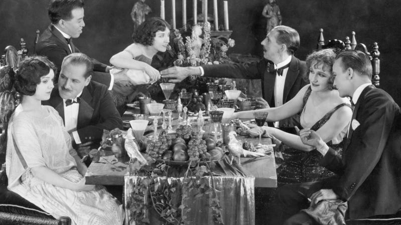 Illustration for article titled The Five Best Ways To Have A Dinner Party