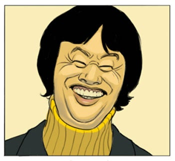 "Illustration for article titled Miyamoto Wanted To Patent ""Jumping"""
