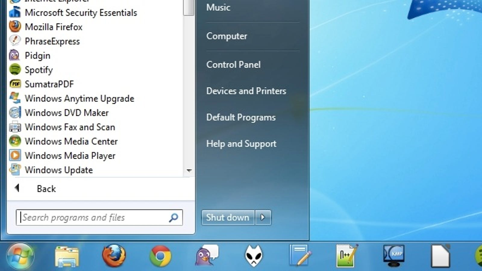 Switch Your Windows 8 Start Menu Back to Windows 7 Style