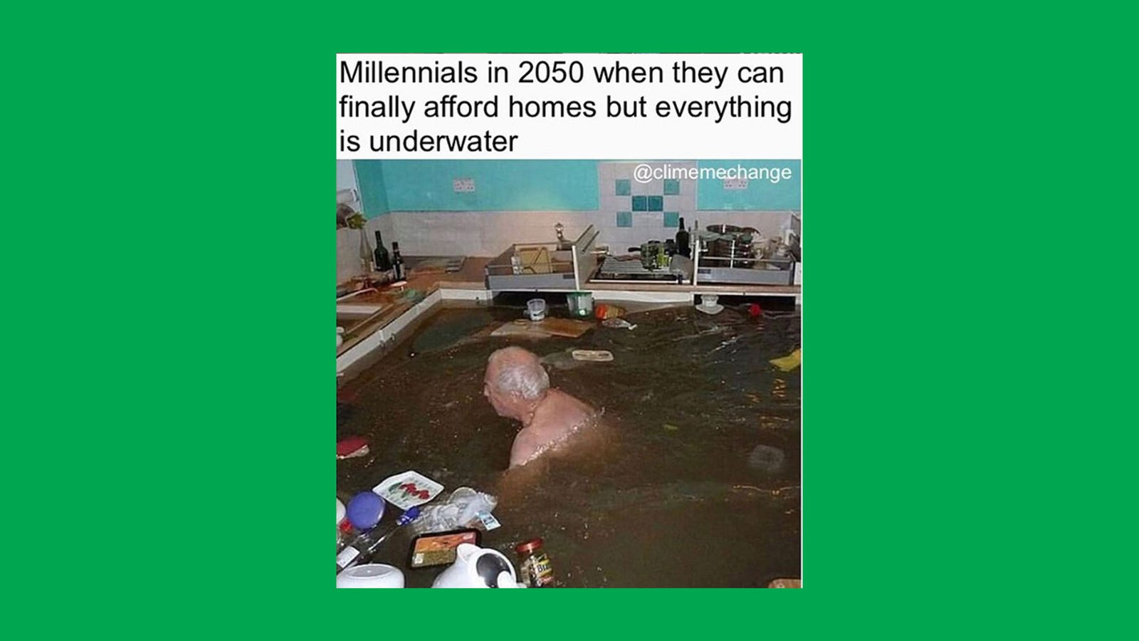 Climate Change Memes for Angry and Terrified Teens