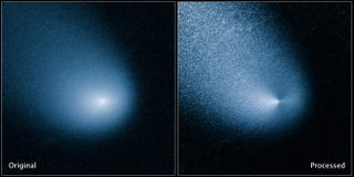 Illustration for article titled Comet Siding Spring Is Headed Towards Mars