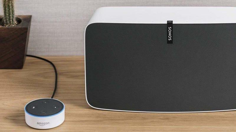 Sonos Play:5 | $459 | AmazonGráfico: Shep McAllister