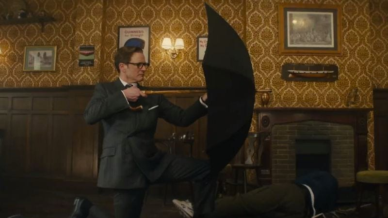 (Photo: Kingsman: The Secret Service)