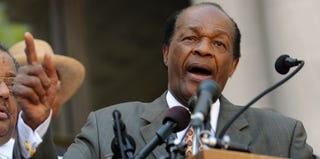 Marion Barry (Tim Sloan/Getty Images)