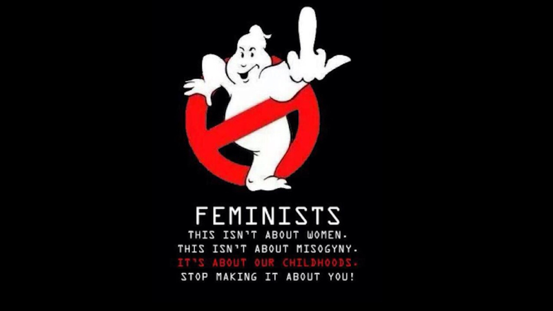 Illustration for article titled New All-Feminist Ghostbusters Is A Punch in the Dick to All of Mankind