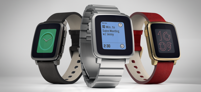 Illustration for article titled These Are Pebble's Secret Weapons In The Smartwatch War