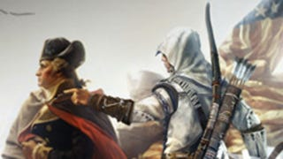 Illustration for article titled Game Informer Accidentally Leaks Another Assassin's Creed III Image? [Update]