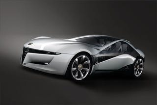Illustration for article titled Alfa Romeo Pandion Sports Car Concept