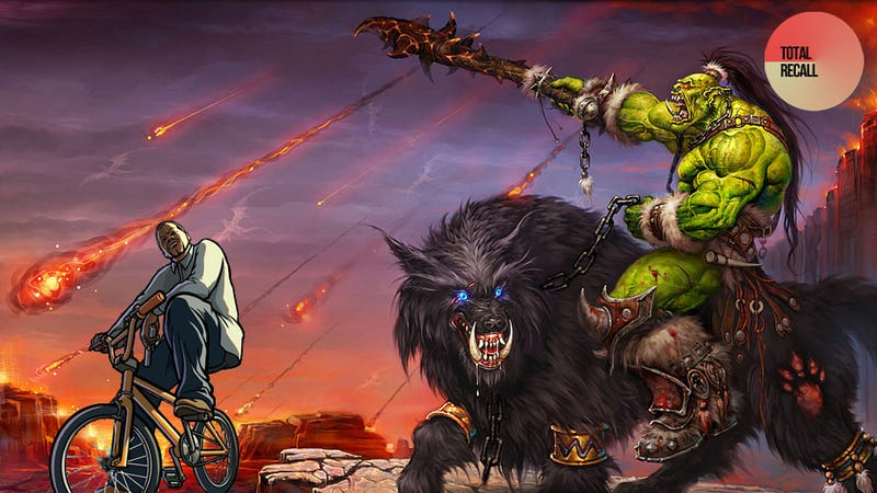 Illustration for article titled Good Lord, World of Warcraft Is Old