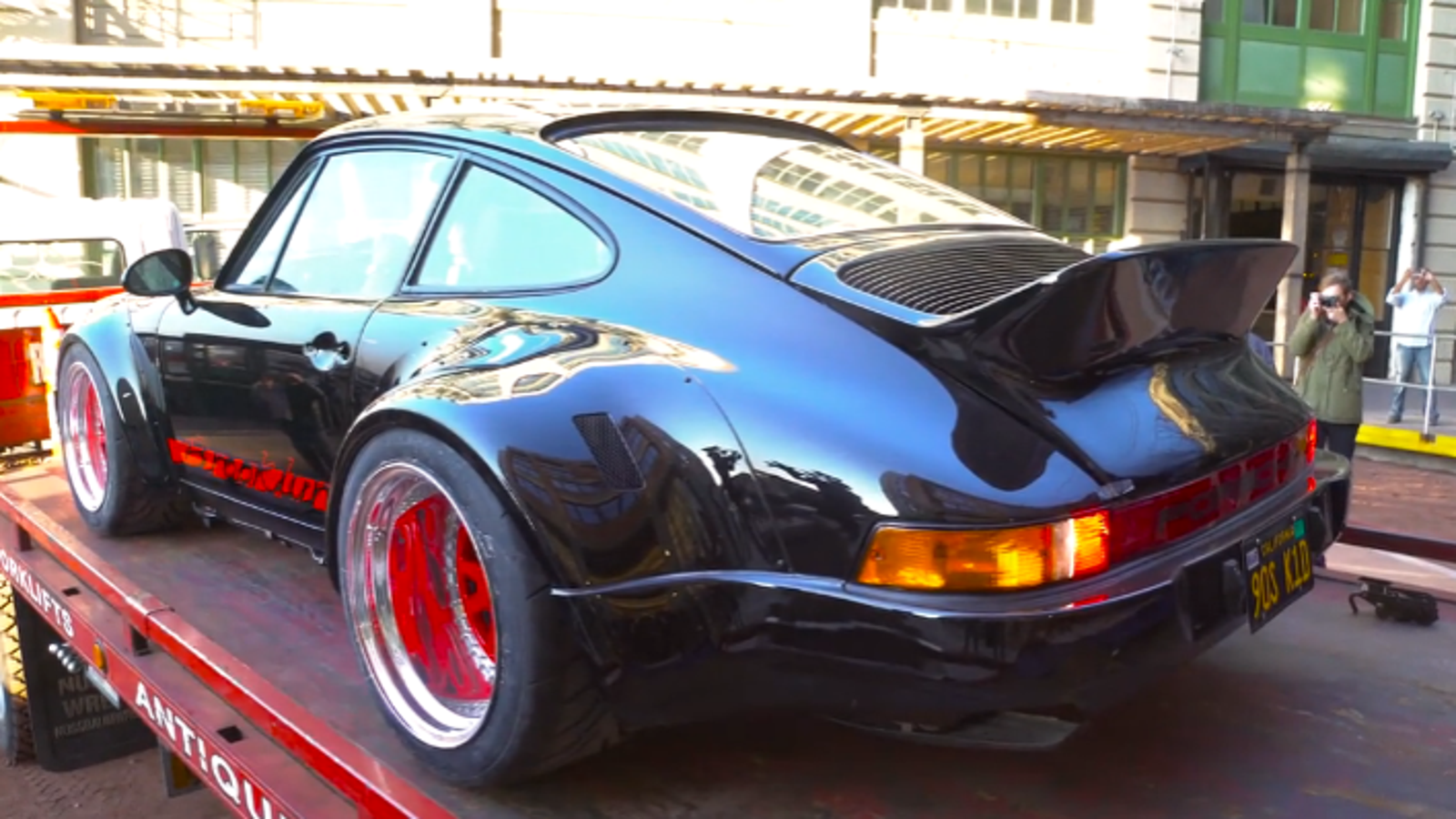 Japan S Most Insane Porsche Tuner Built A 911 In Brooklyn And It