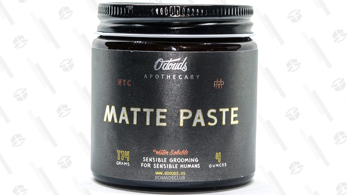 This $20 Pomade Makes My Cheap Haircuts Look Fancy
