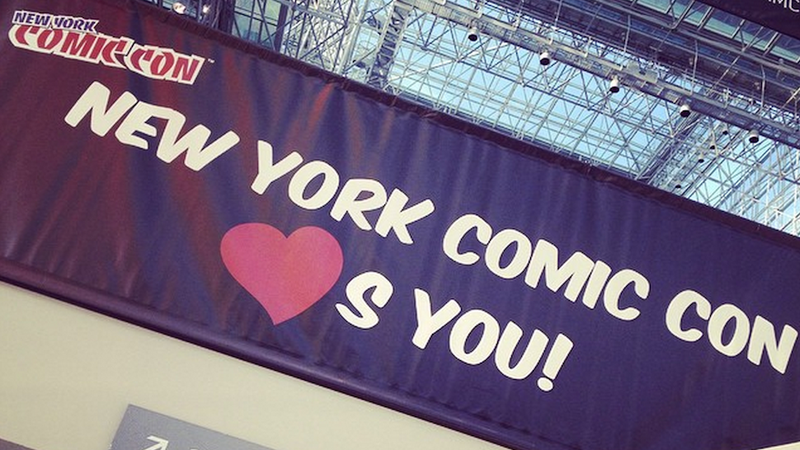 Illustration for article titled New York Comic Con Was All About Diversity This Year