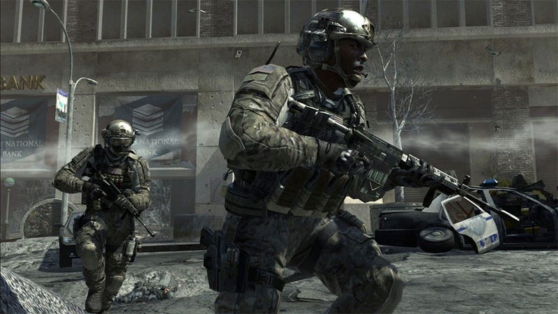 Illustration for article titled Rumor: 2013's Call of Duty is Another Modern Warfare Game