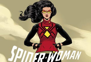 Illustration for article titled Why Sony Should Make a Spider-Woman Film Instead of Silver Sable