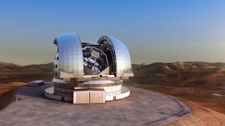 Illustration for article titled Get Ready For The World's Largest Optical Telescope
